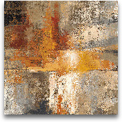 Silver And Amber Cro...<span>Silver And Amber Crop - 18x18</span>