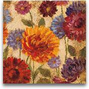 Rainbow Dahlias Crop...<span>Rainbow Dahlias Crop III - 18x18</span>