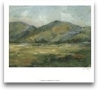 Impasto Landscape II