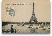 Le Quai D'Orsay Et L...<span>Le Quai D'Orsay Et La Tour Eiffel</span>