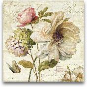 Marche De Fleurs II ...<span>Marche De Fleurs II - 18x18</span>