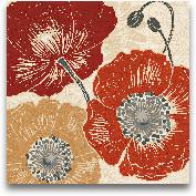 A Poppys Touch II - ...<span>A Poppys Touch II - 18x18</span>