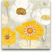 Sunshine Poppies II ...<span>Sunshine Poppies II Square - 18x18</span>