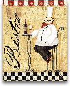 Chef's Break  I - 8x10