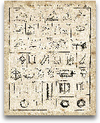 Geometric Chart II -...<span>Geometric Chart II - 16x20</span>