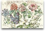 Le Jardin Printemps ...<span>Le Jardin Printemps - 36x24</span>