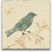 Natures Pattern I In...<span>Natures Pattern I In Blue 12x12</span>
