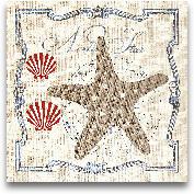 Pacific Starfish - 12x12