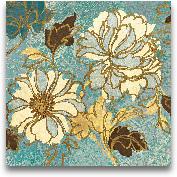 Sophias Flowers I - Blue