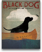 Black Dog Canoe