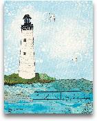 Coastal Notes II - 11x14