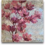 April Blooms II - 18x18