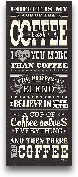 Coffee Lovers I - 8x20