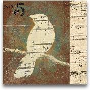 Bird Silhouettes II