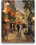Evening In Paris - 16x20