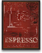 Coffee Blueprint IV ...<span>Coffee Blueprint IV V2 - 11x14</span>
