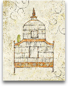 Bird Cage III - 11x14