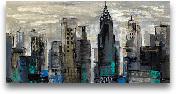 New York Moment - 36x18