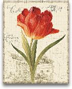 Garden View III - Re...<span>Garden View III - Red Tulip  16x20</span>
