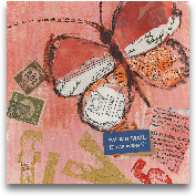 Butterfly No. 5 - 12x12