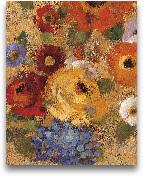 Jacquard Floral I Cr...<span>Jacquard Floral I Crop - 16x20</span>