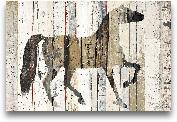 Dark Horse - 36x24