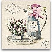 Bouquet Naturel III ...<span>Bouquet Naturel III - 12x12</span>