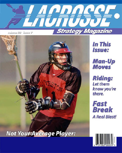 "8x10 ""Lacrosse"" Cover"