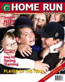 """8x10 """"Home Run"""" Cover"""
