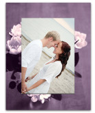 Customizable Picture Frame With 5x7 Opening