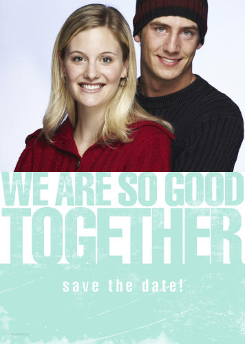 5x7 Card: Save the Date