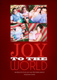 5x7 Card: Joy To The World