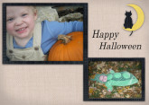 5x7 Card: Happy Halloween