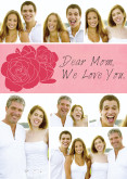 Dear Mom We Love You