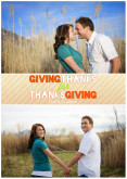 Giving Thanks For Thanksgiving