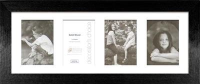 Americana Collage - Black 3.5x10