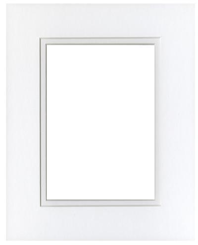 White/White 8x10