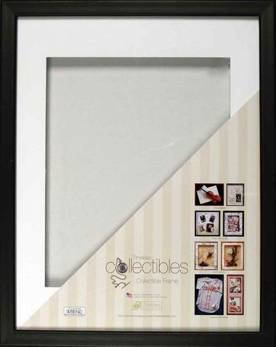 Collectible Shadow Box - Black 4x6