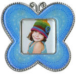 Epoxy Magnet - Blue Butterfly