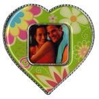 Epoxy Magnet - Green Heart