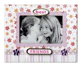 Scrapbook Magnet - Best Friends
