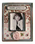 Scrapbook Magnet - Little Princess