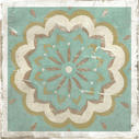 Embellished Rustic Tiles I