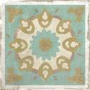 Embellished Rustic Tiles III