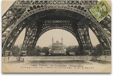 La Base De La Tour Eiffel preview