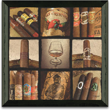 Cigar Collage preview