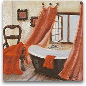 Antique Bath II