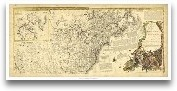 Antique Map Of Ameri...<span>Antique Map Of America IV</span>