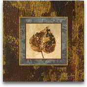 Autumn Leaf Square I