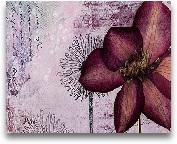 Pressed Flowers I